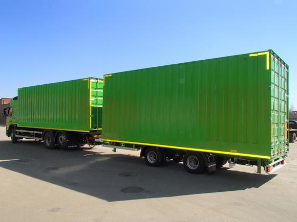 Кузов цельнометаллический 9412MS